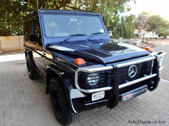 Used mercedes benz g wagon 1989 g wagon for sale for Mercedes benz g class used price