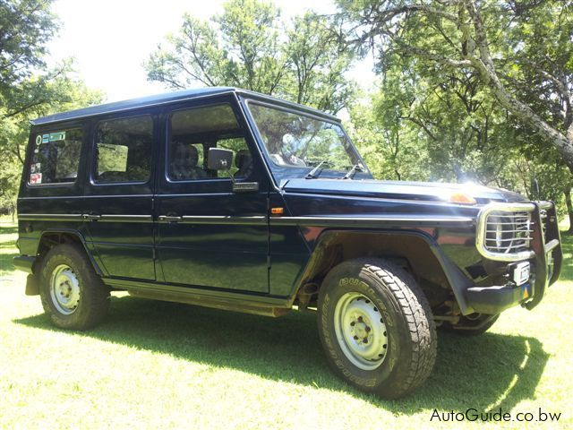 Used mercedes benz g wagon 290gd 1996 g wagon 290gd for for Mercedes benz g wagon price