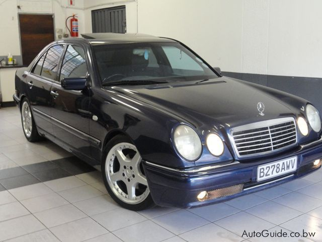 used mercedes benz e320 amg 1997 e320 amg for sale gaborone mercedes benz e320 amg sales. Black Bedroom Furniture Sets. Home Design Ideas