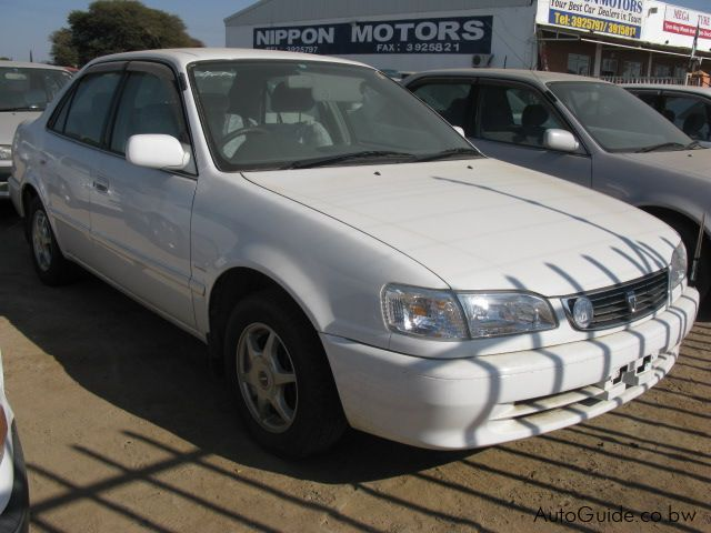 Used Toyota Corolla XE | 1998 Corolla XE for sale ...