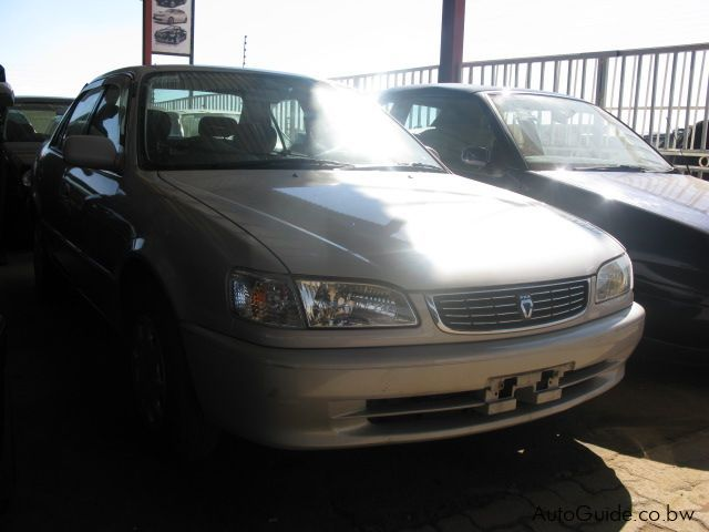 Used Toyota Corolla | 1999 Corolla for sale | Gaborone ...
