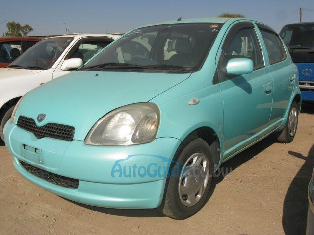 Used Toyota Vitz | 1999 Vitz for sale | Gaborone Toyota ...