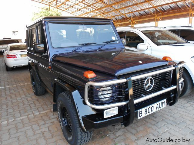 Used mercedes benz g wagon 2000 g wagon for sale for Mercedes benz greenway used cars