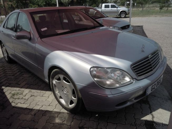 Used mercedes benz s280 2001 s280 for sale gaborone for Mercedes benz s280 for sale
