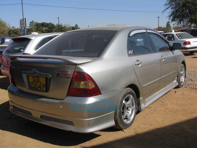 Used Toyota Corolla Xli