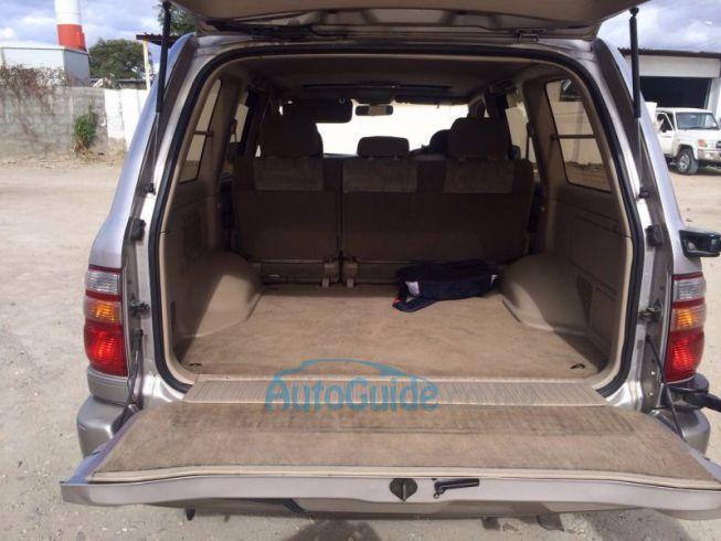 Used Toyota Land Cruiser 100 Series 2002 Land Cruiser