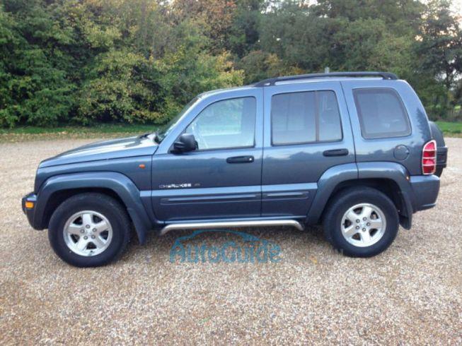 Used Jeep Cherokee 4x4 2003 Cherokee 4x4 For Sale