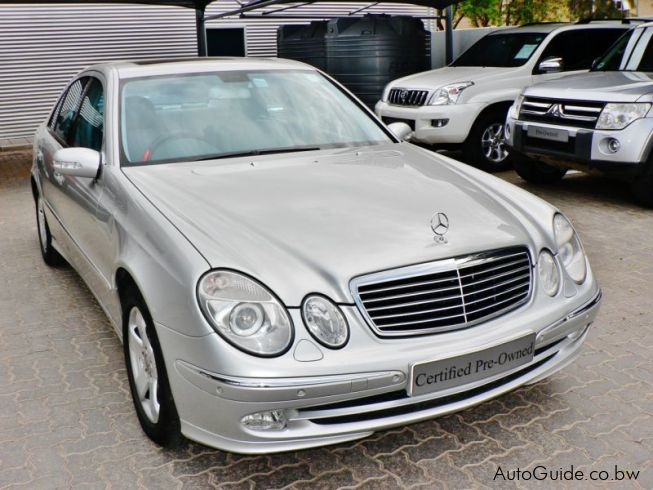 Mercedes-Benz E320in Botswana