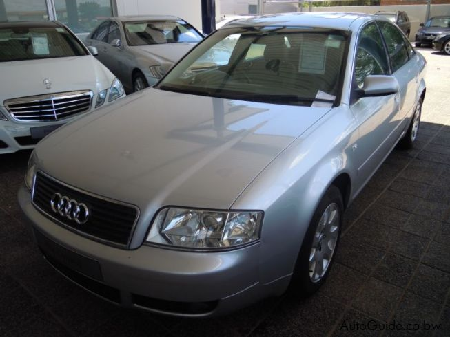 used audi a6 2004 a6 for sale gaborone audi a6 sales audi a6 price p 79 900 used cars. Black Bedroom Furniture Sets. Home Design Ideas