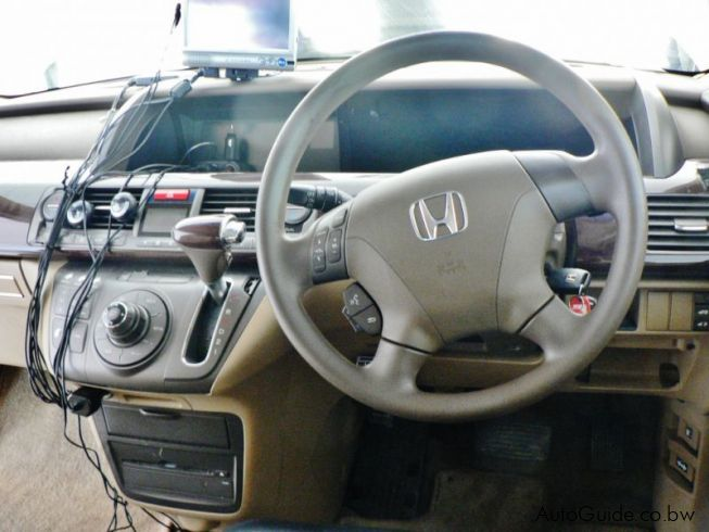 Honda Elysion in Botswana