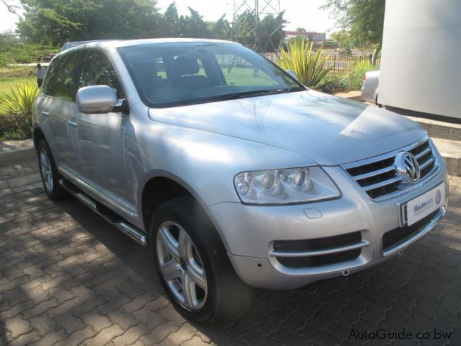 used volkswagen touareg v10 tdi 2005 touareg v10 tdi for. Black Bedroom Furniture Sets. Home Design Ideas