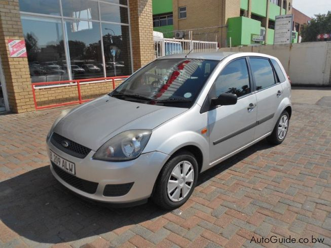 used ford fiesta 2006 fiesta for sale gaborone ford. Black Bedroom Furniture Sets. Home Design Ideas