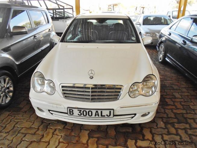 Used mercedes benz c200 2006 c200 for sale gaborone for Mercedes benz training and education
