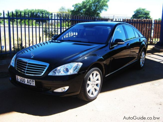 Used mercedes benz s500 2006 s500 for sale gaborone for Used s500 mercedes benz for sale