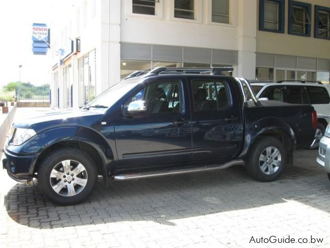 used nissan navara 4 0 v6 double cab 2006 navara 4 0 v6 double cab for sale gaborone nissan. Black Bedroom Furniture Sets. Home Design Ideas