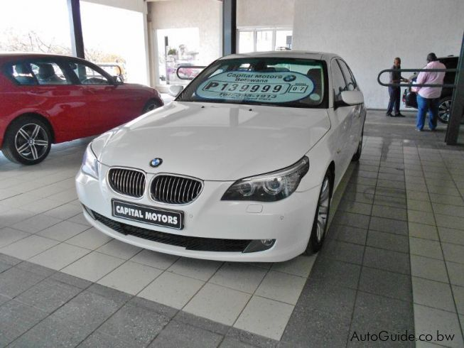 used bmw 530i a e60 2007 530i a e60 for sale gaborone. Black Bedroom Furniture Sets. Home Design Ideas