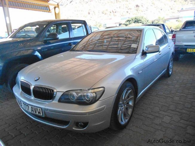used bmw 750i 2007 750i for sale gaborone bmw 750i sales bmw 750i price p 249 000 used cars. Black Bedroom Furniture Sets. Home Design Ideas