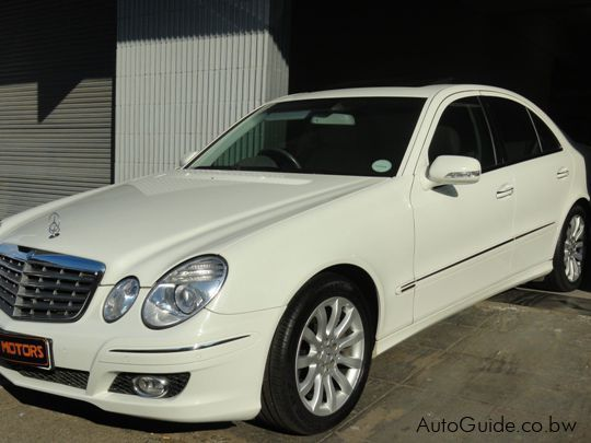 Used mercedes benz e500 elegance 2007 e500 elegance for for Mercedes benz e500 for sale
