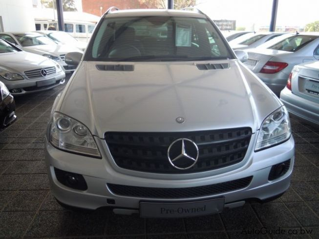 used mercedes benz ml 320 cdi 2007 ml 320 cdi for sale gaborone mercedes benz ml 320 cdi. Black Bedroom Furniture Sets. Home Design Ideas