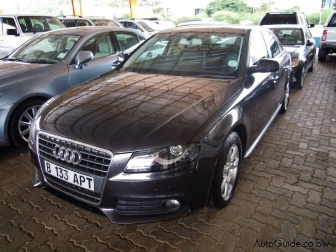 used audi a4 2009 a4 for sale gaborone audi a4 sales. Black Bedroom Furniture Sets. Home Design Ideas