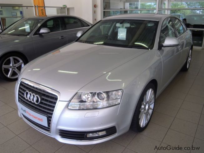 used audi a6 2 0t 2009 a6 2 0t for sale gaborone audi. Black Bedroom Furniture Sets. Home Design Ideas