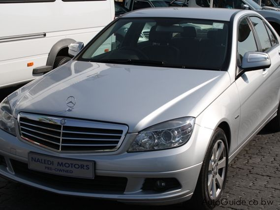 Used mercedes benz c180 classic 2009 c180 classic for for Mercedes benz c180 for sale