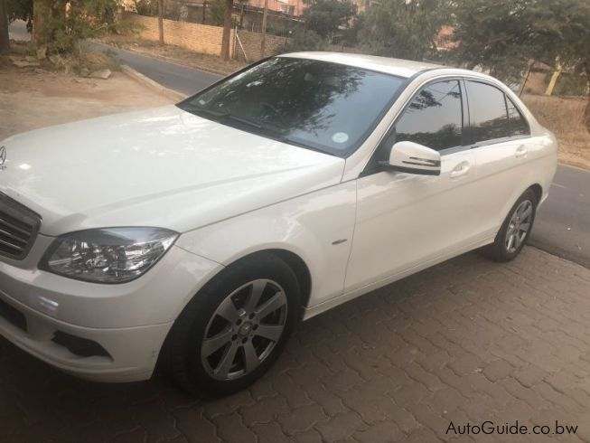 Mercedes-Benz C180 in Botswana
