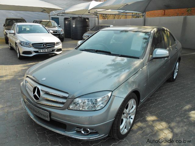 Used mercedes benz c200k 2009 c200k for sale gaborone for Mercedes benz used cars for sale
