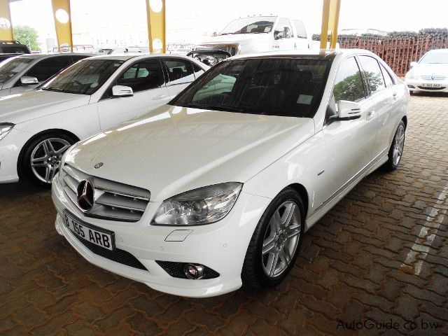 used mercedes benz c300 2009 c300 for sale gaborone. Black Bedroom Furniture Sets. Home Design Ideas