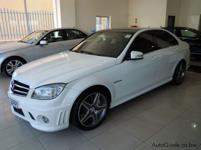 used mercedes benz c63 amg 2009 c63 amg for sale gaborone mercedes benz c63 amg sales. Black Bedroom Furniture Sets. Home Design Ideas