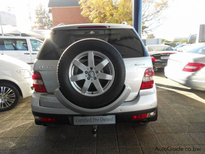 Used mercedes benz ml350 2009 ml350 for sale gaborone for 2009 mercedes benz ml350 price