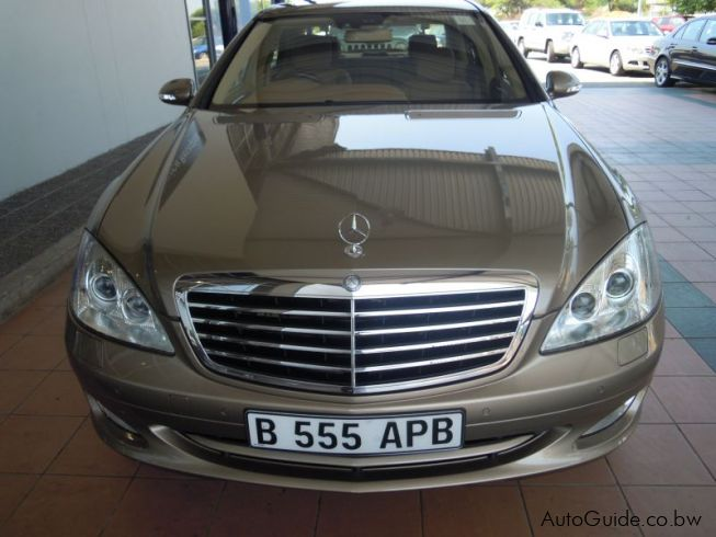 Used mercedes benz s500 2009 s500 for sale gaborone for Used s500 mercedes benz for sale