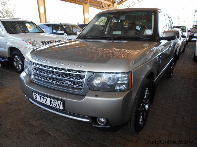 used land rover range rover voque