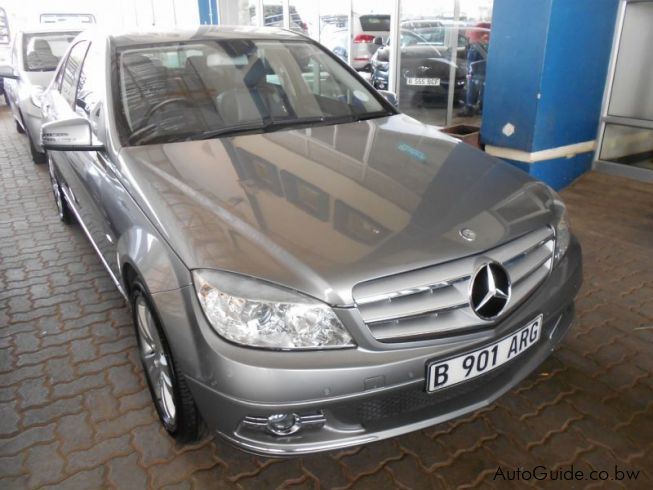 Mercedes-Benz C180in Botswana