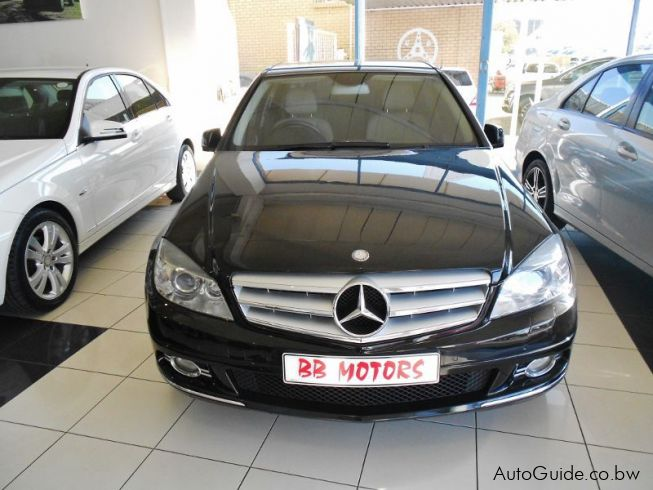 Used mercedes benz c200 2010 c200 for sale gaborone for 2010 mercedes benz for sale