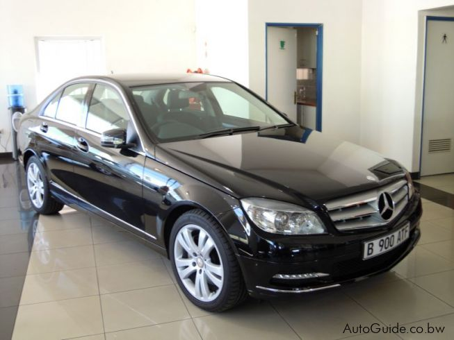 Mercedes-Benz C350 in Botswana