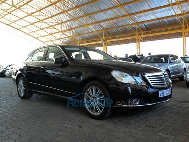 Used mercedes benz e200 2010 e200 for sale gaborone for Mercedes benz e200 price