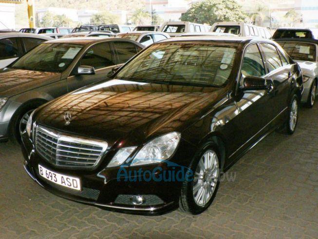 Used mercedes benz e300 2010 e300 for sale gaborone for Mercedes benz e300 for sale