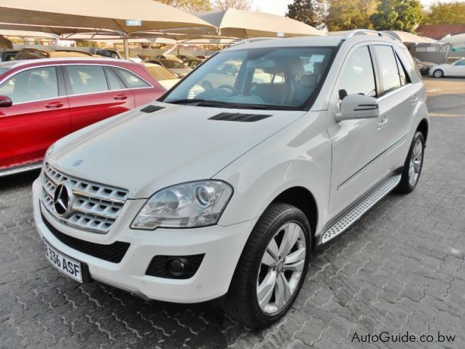 Used mercedes benz ml350 2010 ml350 for sale gaborone for Mercedes benz ml 350 used