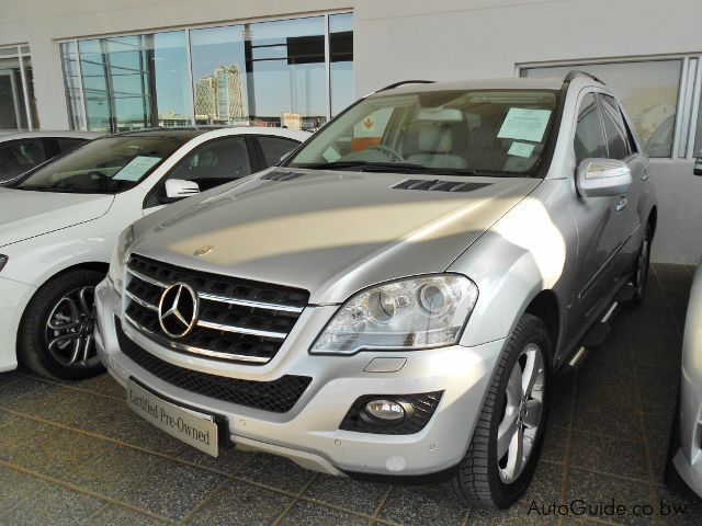 Used mercedes benz ml500 2010 ml500 for sale gaborone for Mercedes benz ml500 for sale