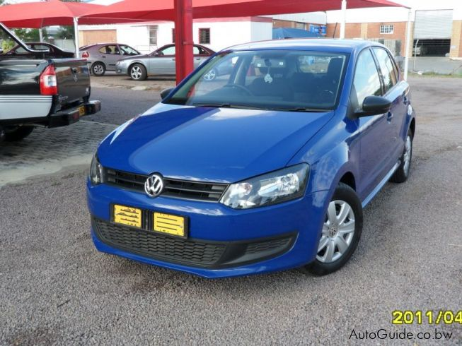 Mazda 3 Hatchback Used >> Used Volkswagen POLO 1.4 NEW SHAPE | 2010 POLO 1.4 NEW SHAPE for sale | Gaborone Volkswagen POLO ...