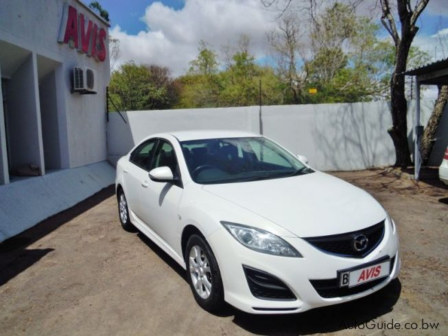 used mazda 6 2011 6 for sale gaborone mazda 6 sales. Black Bedroom Furniture Sets. Home Design Ideas