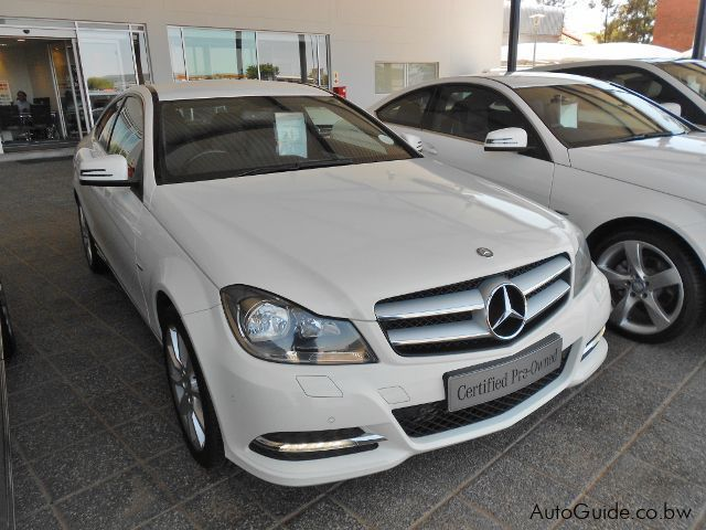 Used mercedes benz c180 coupe 2011 c180 coupe for sale for Mercedes benz c coupe for sale