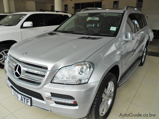Mercedes-Benz GL 350 CDI in Botswana