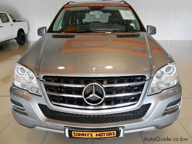 Used mercedes benz ml350 2011 ml350 for sale gaborone for Used mercedes benz ml350 for sale