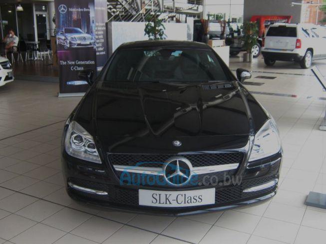 Used mercedes benz slk 350 demo 2011 slk 350 demo for for Mercedes benz demo cars