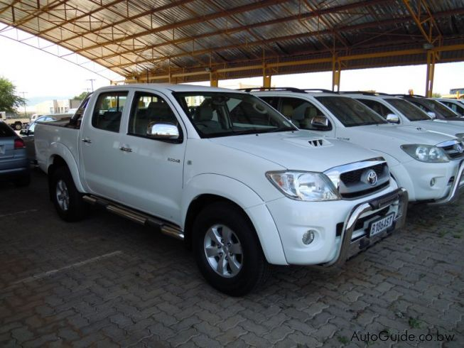 Toyota Hilux D/Cab Legend 40 in Botswana