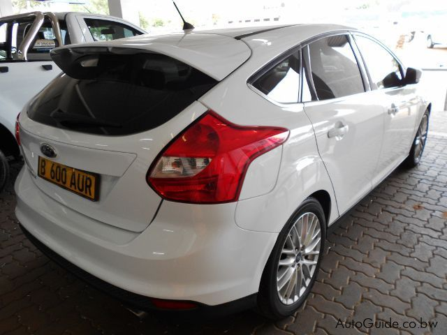 Ford Focus in Botswana