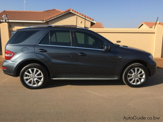 Used Mercedes Benz Ml 350 Grand Edition 2012 Ml 350