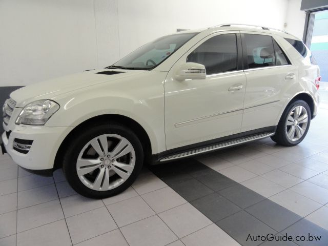 Used mercedes benz ml500 2012 ml500 for sale gaborone for Mercedes benz ml500 for sale